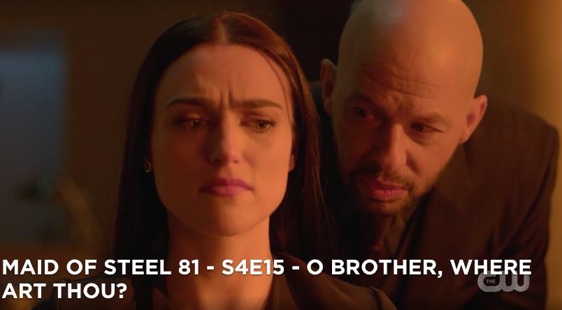 MOS 81 – S4E15 – O Brother, Where Art Thou?