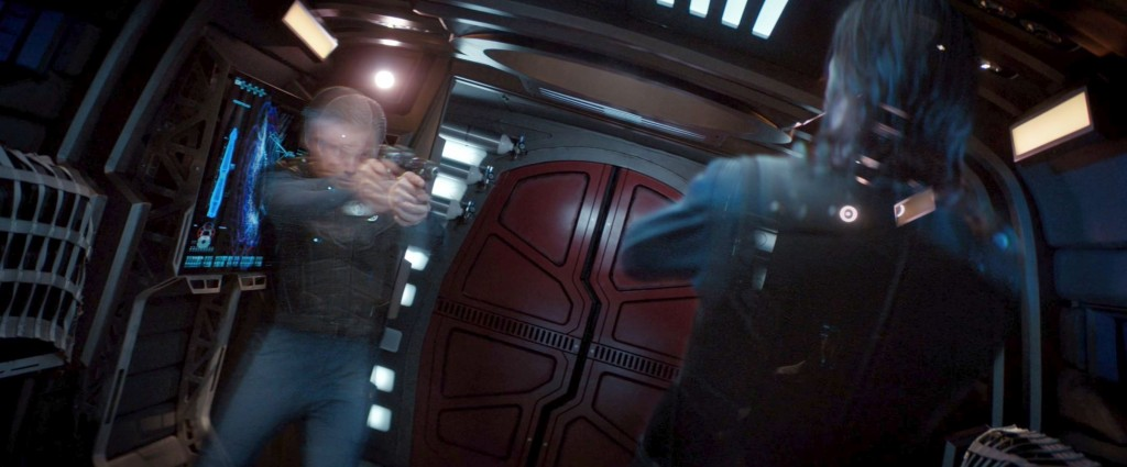 STDP 032 - Star Trek: Discovery S2E7 (11:32) - Time shifted Pike & Tyler.