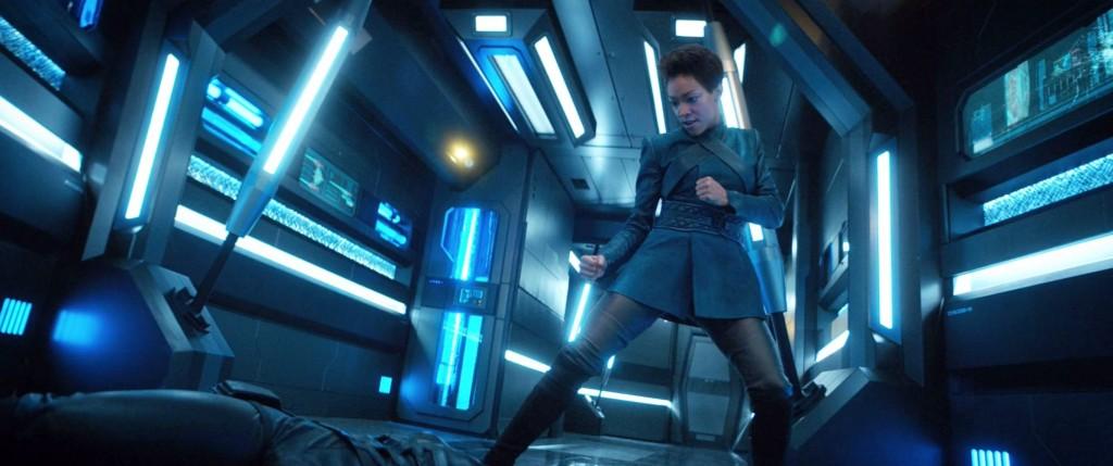 STDP 032 - Star Trek: Discovery S2E7 (32:35) - Michael floored Georgiou.