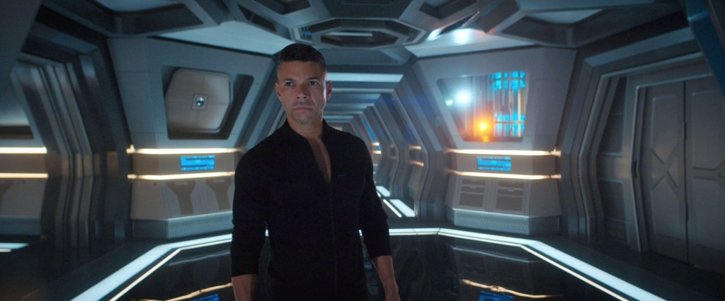 STDP 033 - Star Trek Discovery S2E8 (09:57) - Culber just saw a ghost (Tyler).