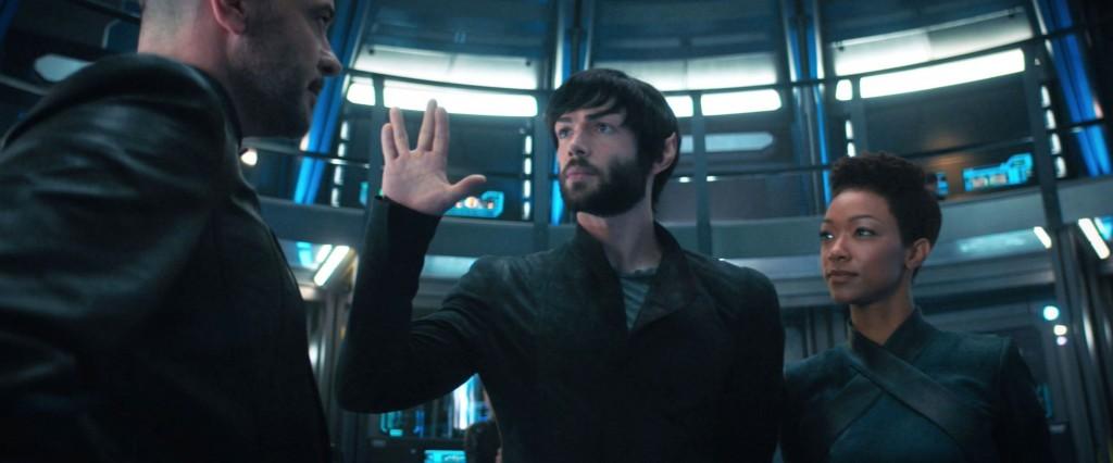 STDP 033 - Star Trek Discovery S2E8 (50:32) - Say goodbye, Spock.