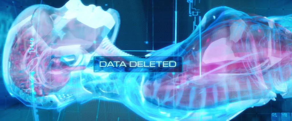 STDP 035 - Star Trek Discovery S2E10 (02:30) - Airiam's data deleted.