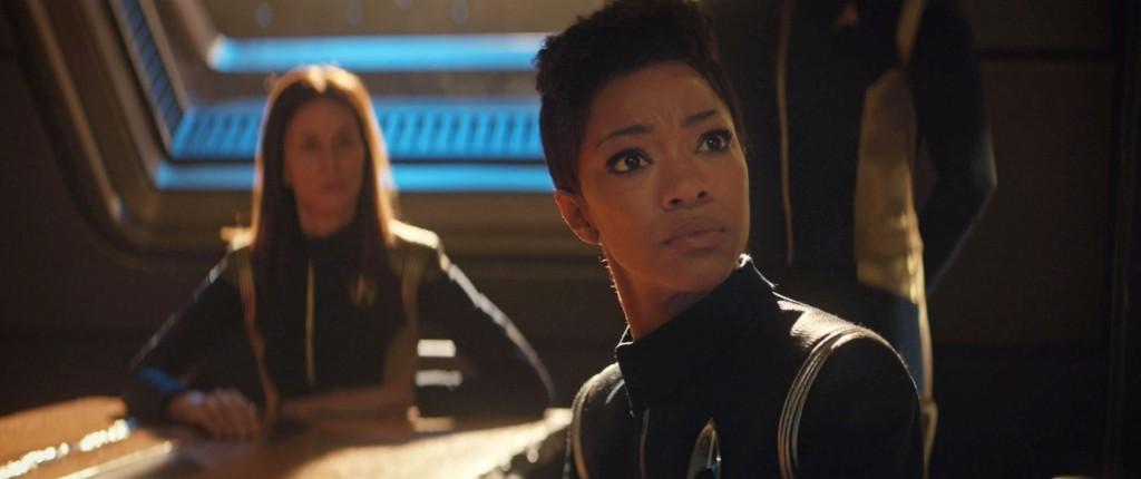 STDP 035 - Star Trek Discovery S2E10 (08:38) - Michael it's you.