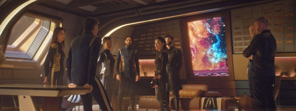 STDP 035 - Star Trek Discovery S2E10 (13:05) - Making a mousetrap.