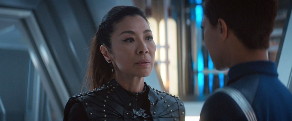 STDP 035 - Star Trek Discovery S2E10 (15:54) - I'm not the one with the information.