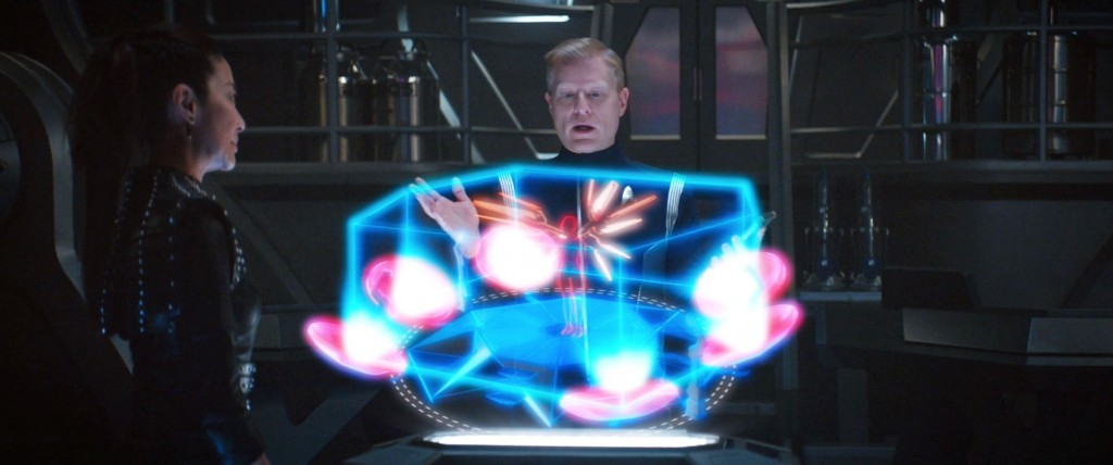 STDP 035 - Star Trek Discovery S2E10 (16:57) - Paul Stamets, our technical magician.