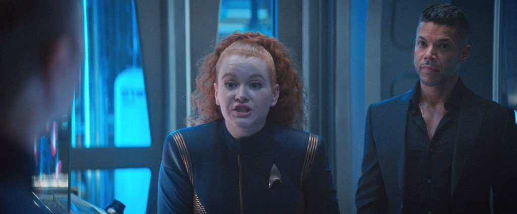 STDP 035 - Star Trek Discovery S2E10 (19:08) - What just happened?