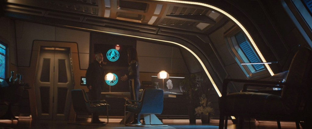 STDP 035 - Star Trek Discovery S2E10 (26:24) - You, uh, used to be a therapist.