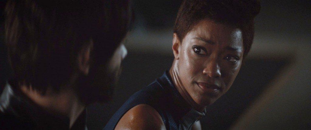 STDP 035 - Star Trek Discovery S2E10 (30:34) - Thank you for coming to talk to me, it was unexpected and helpful.