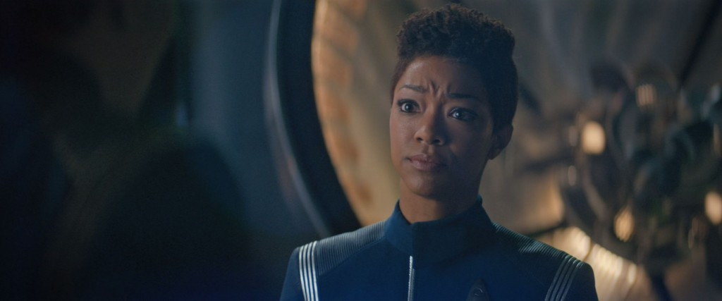 STDP 035 - Star Trek Discovery S2E10 (32:42) - If we're going to capture the Red Angel, you have to let me die.