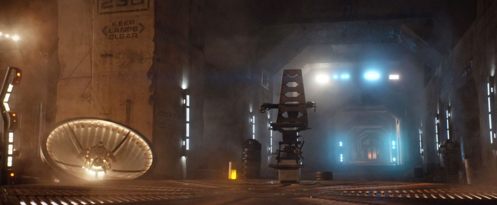 STDP 035 - Star Trek Discovery S2E10 (38:20) - The chair.