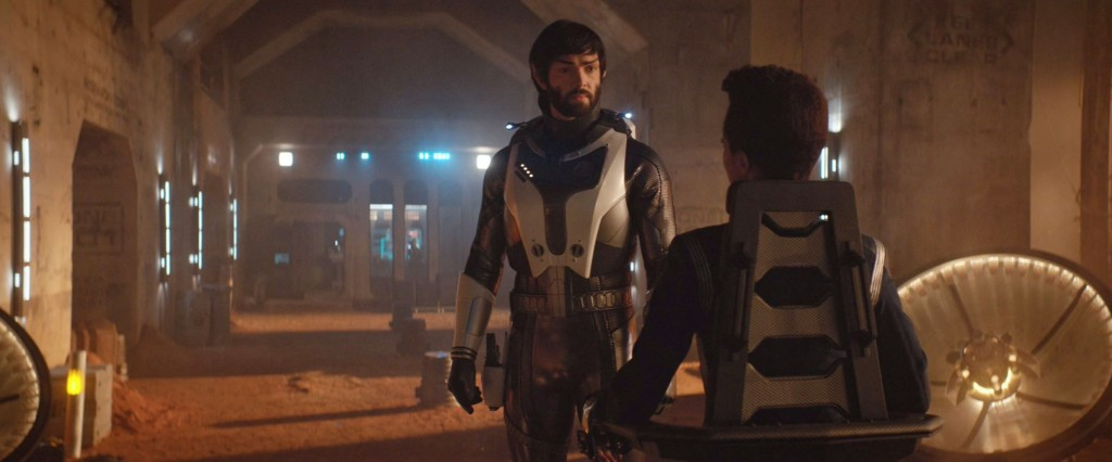 STDP 035 - Star Trek Discovery S2E10 (39:29) - Such a way with words, Spock.