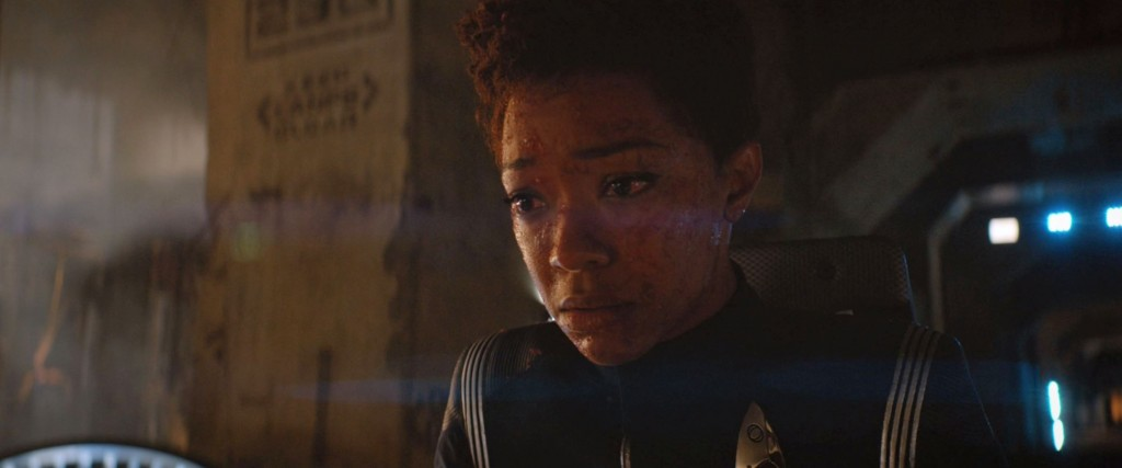 STDP 035 - Star Trek Discovery S2E10 (46:29) - Michael identifying the Red Angel.