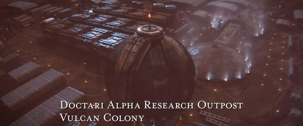 STDP 036 - Star Trek Discovery S2E11 (01:19) - Doctari Alpha research outpost.