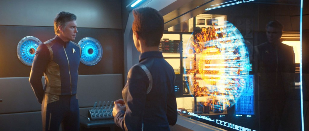 STDP 036 - Star Trek Discovery S2E11 (21:28) - I agree with Burnham, deleting the archive is our best option.