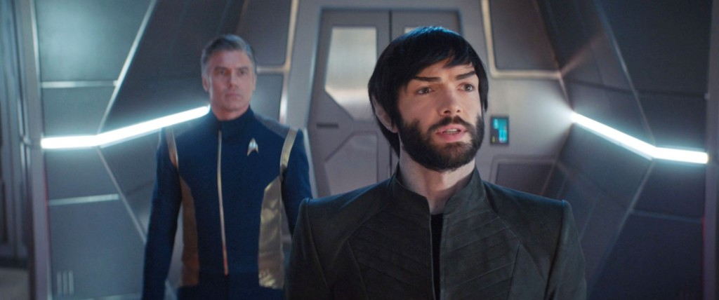 STDP 036 - Star Trek Discovery S2E11 (25:13) - Time is out of joint, o cursed spite, that I was born to set it right (Hamlet).