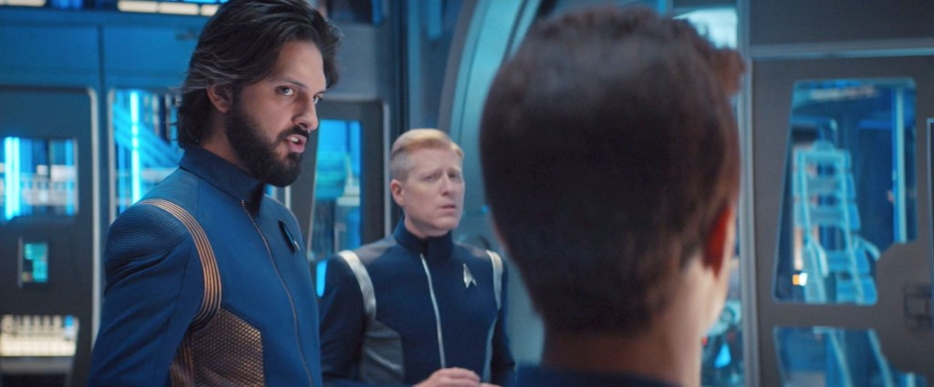 STDP 036 - Star Trek Discovery S2E11 (29:23) - Send it so far into the future can't do us any harm.