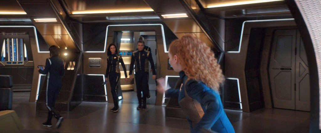 STDP 034 - Star Trek Discovery S2E9 (07:50) - Admiral, Admiral, hello, hi, lovely to see you.