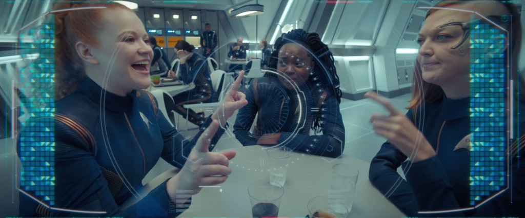 STDP 034 - Star Trek Discovery S2E9 (11:15) - Airiam's fun memories of Tilly, Owo & Detmer.