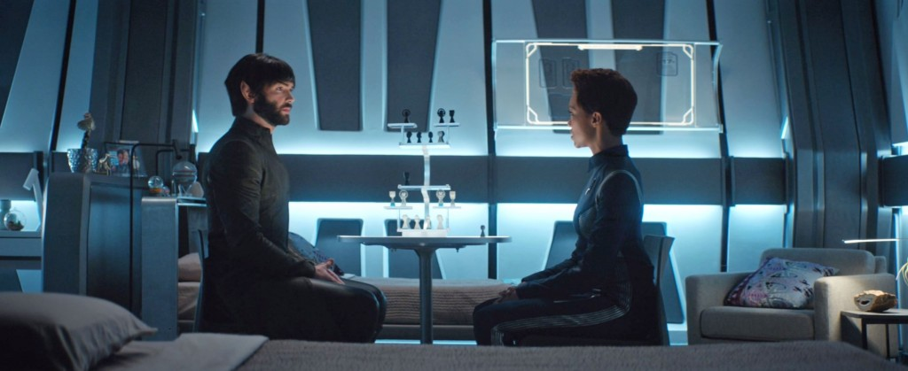 STDP 034 - Star Trek Discovery S2E9 (21:39) - Perhaps... you're trying to lose.