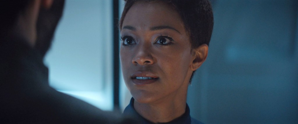 STDP 034 - Star Trek Discovery S2E9 (25:20) - You feel like you failed as a Vulcan or as a human.