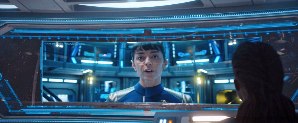 STDP 034 - Star Trek Discovery S2E9 (32:00) - My order to attack came directly from Starfleet Command.