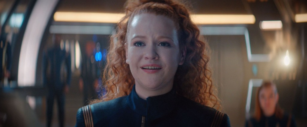 STDP 034 - Star Trek Discovery S2E9 (48:09) - Tilly's emotional plea.