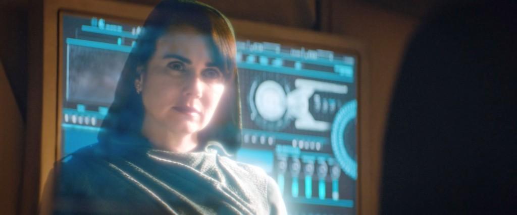 STDP 037 - Star Trek Discovery S2E12 (01:57) - Michael, I heard what happened, I'm so sorry.