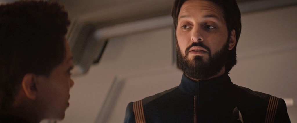 STDP 037 - Star Trek Discovery S2E12 (06:23) - Boreth is home to my son.