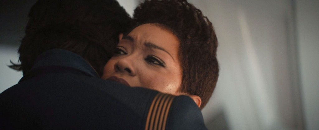 STDP 037 - Star Trek Discovery S2E12 (07:10) - I only wish you'd told me so you wouldn't have to carry it alone.