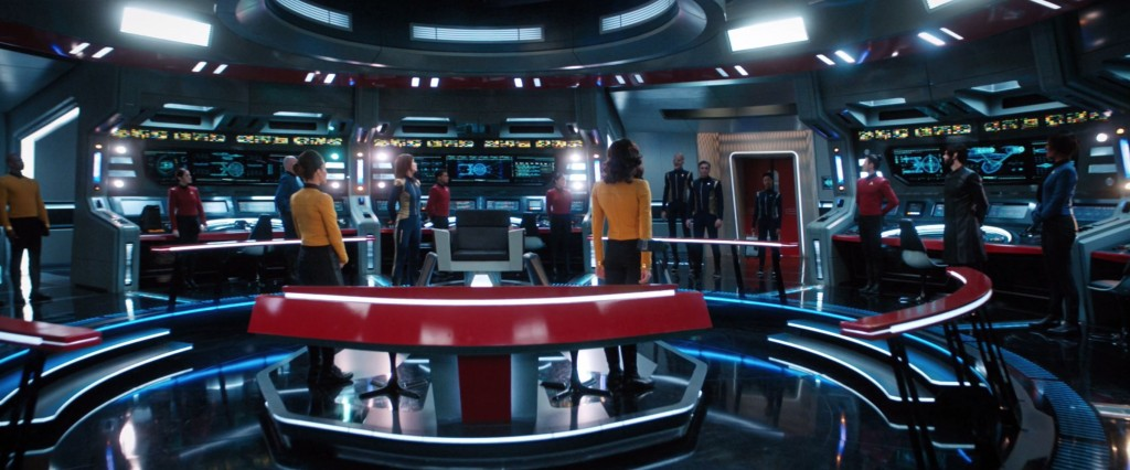 STDP 038 - Star Trek Discovery S2E13 (07:54) - She's all yours, Chris.