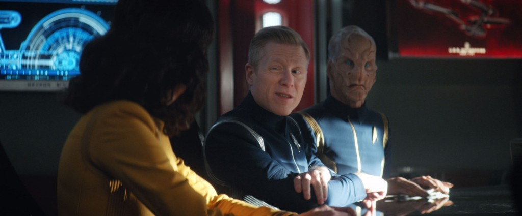 STDP 038 - Star Trek Discovery S2E13 (17:13) - Pretty low odds of finding a red giant in a supernova state.