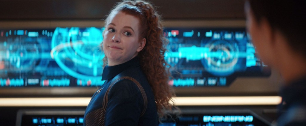 STDP 038 - Star Trek Discovery S2E13 (19:59) - What? - Hmm, nothing.