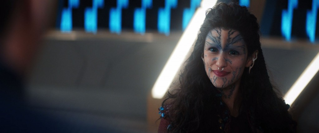STDP 038 - Star Trek Discovery S2E13 (23:06) - Wow, you're good.
