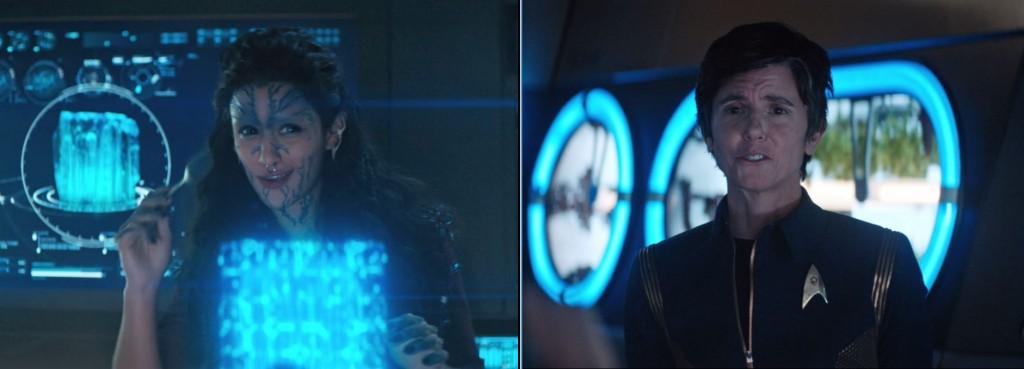 STDP 038 - Star Trek Discovery S2E13 (24:13 & 24:14) - I like you too.