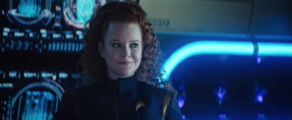 STDP 038 - Star Trek Discovery S2E13 (24:30) - Tilly being proud of Po.