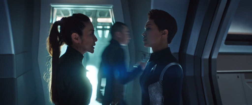 STDP 038 - Star Trek Discovery S2E13 (30:02) - Flinging yourself into the future like some galactic rubber band with a martyr complex.