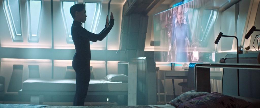 STDP 038 - Star Trek Discovery S2E13 (34:21) - Mom's time travel lesson.