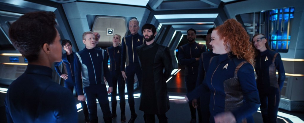 STDP 038 - Star Trek Discovery S2E13 (35:07) - The bridge crew is not leaving Michael alone.