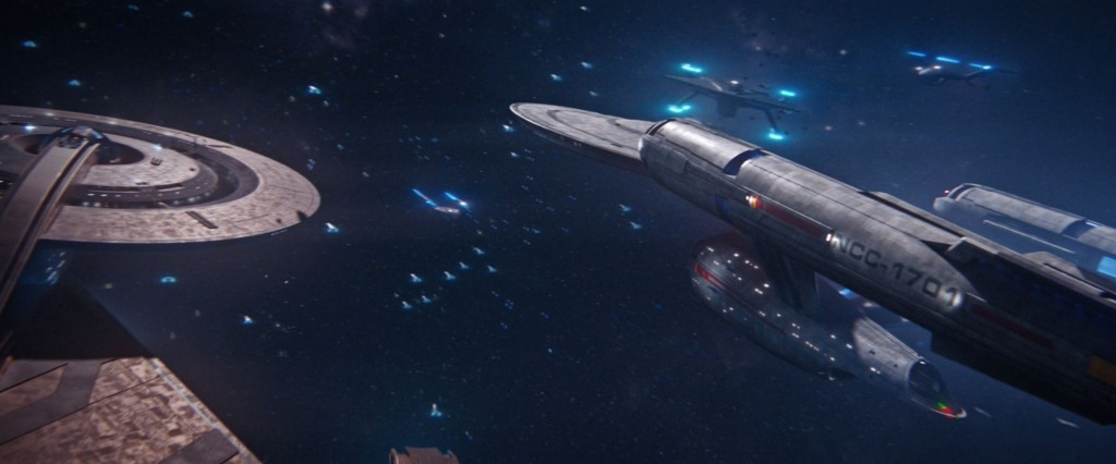 STDP 038 - Star Trek Discovery S2E13 (45:57) - More Section 31 ships arrive.