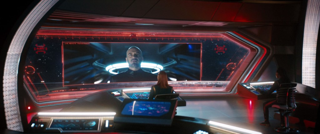 STDP 040 - Star Trek Discovery S2E14 (06:31) - Give me what I've come for, or die for it.