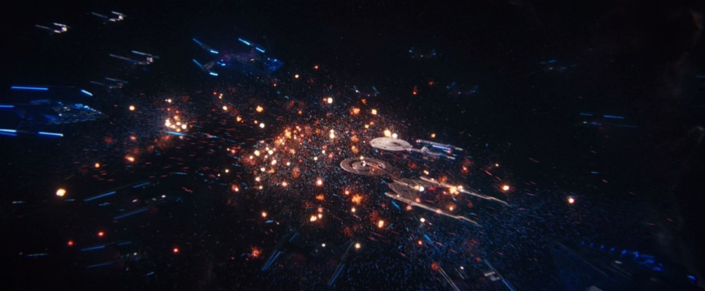 STDP 040 - Star Trek Discovery S2E14 Such Sweet Sorrow, Part 2 (09:29) - The battle.