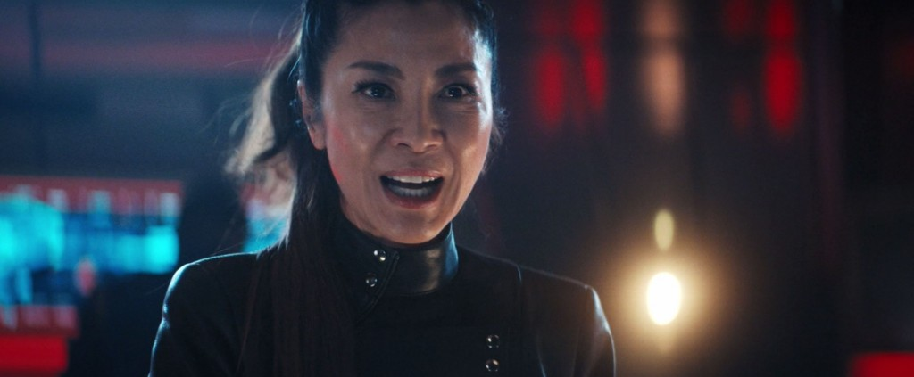 STDP 040 - Star Trek Discovery S2E14 (12:11) - You know I leave very little to chance, especially when it comes to revenge.
