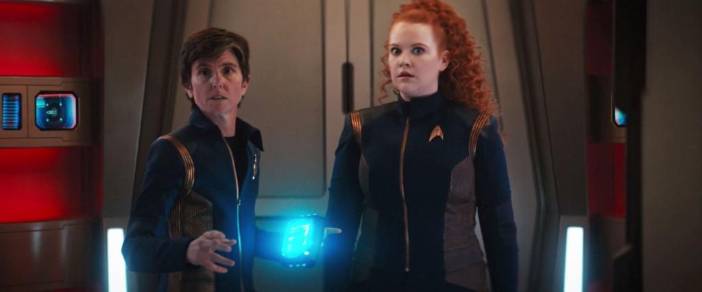 STDP 040 - Star Trek Discovery S2E14 (12:29) - Get off my ass... Sir!
