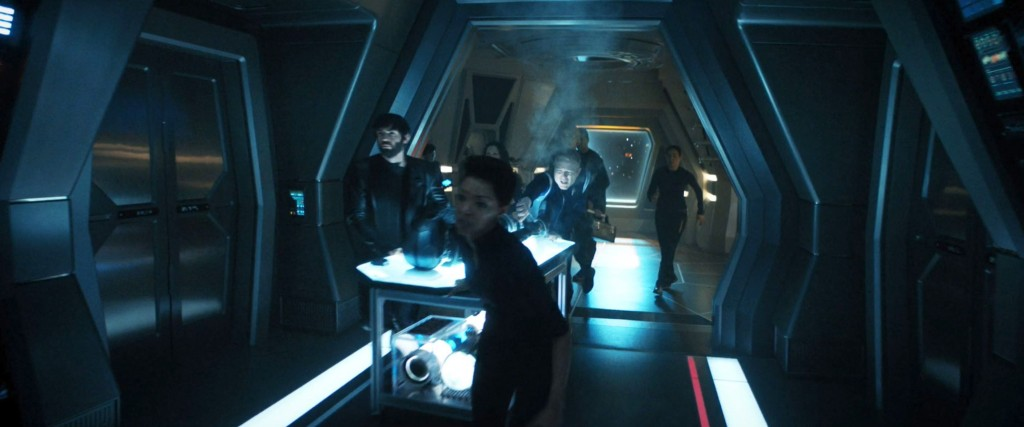 STDP 040 - Star Trek Discovery S2E14 Such Sweet Sorrow, Part 2 (13:52) - On their way with the time suit to the shuttle bay.
