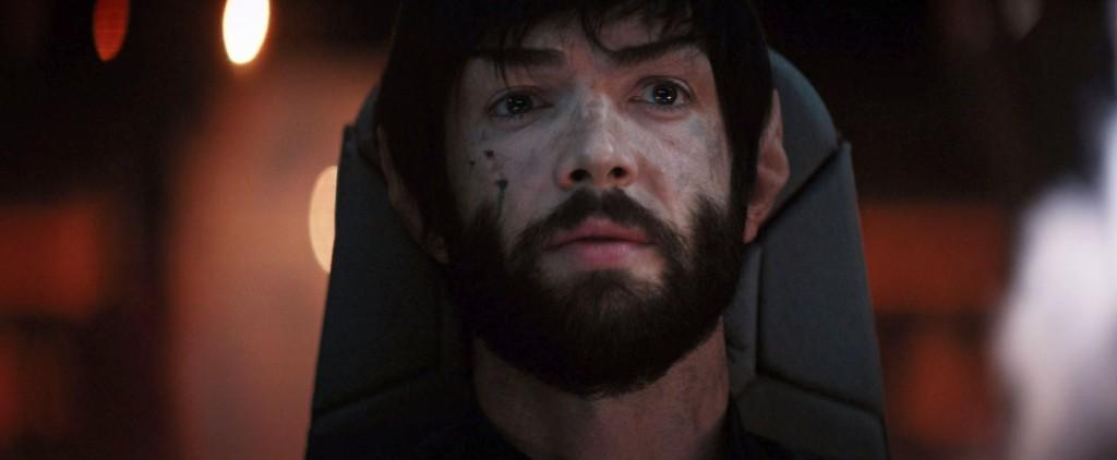 STDP 041 - Star Trek Discovery S2E14 (48:02) - Neither... do I.