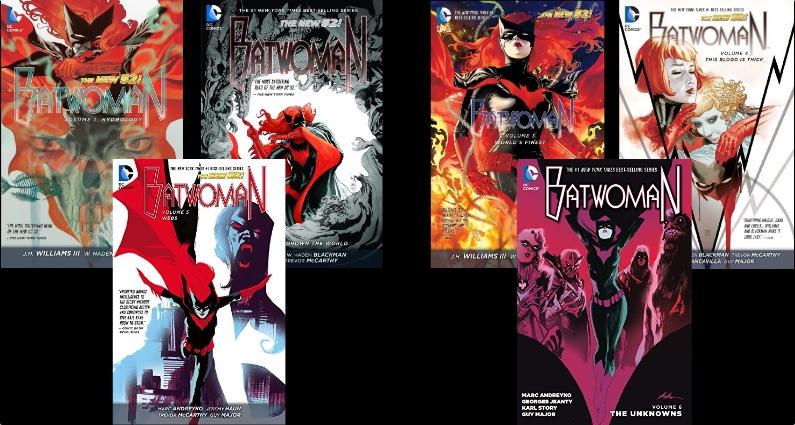 GU102 - Series Wrap - Batwoman