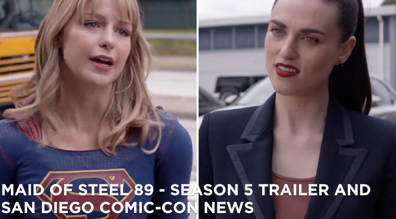 MOS 89 – Season 5 Trailer and SDCC News