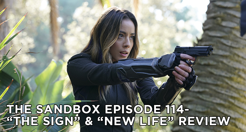 The Sandbox Episode 114: Agents of SHIELD - Season 6 Finale
