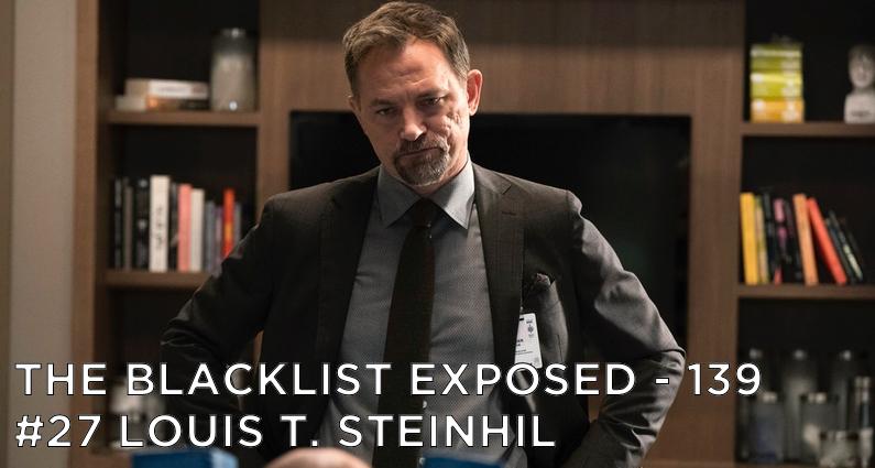 BLE139 – S7E1 – #27 Louis T. Steinhil